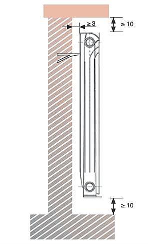 Монтаж радиаторов Экватор